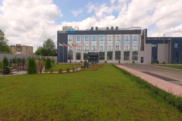NatiVita factory in Belarus