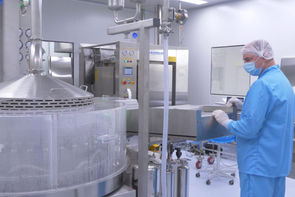 Production of biotech medications in Belarus