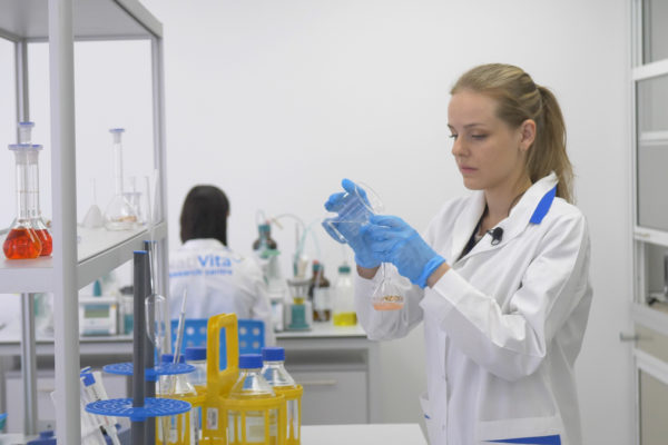 Produces innovative medications against breast cancer